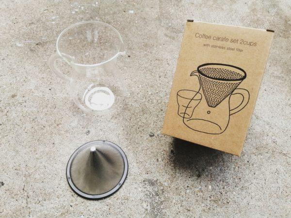 Café bio LBB carafe