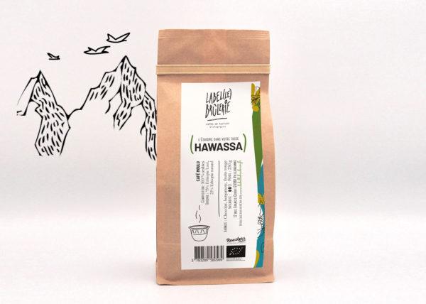 LBB café bio Hawassa
