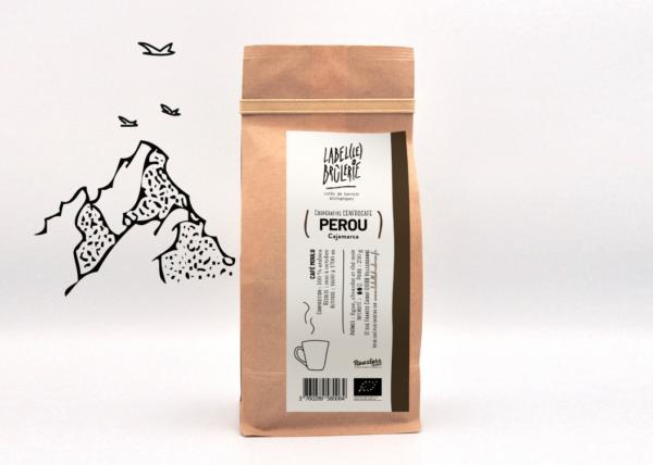 Café bio LBB Pérou