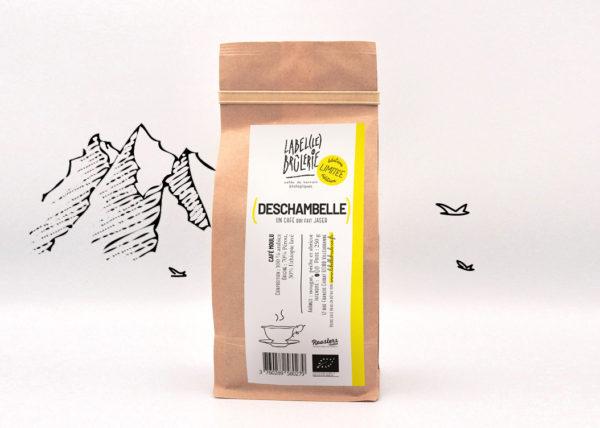 Café bio LBB Deschambelle