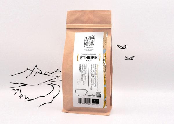 Café bio LBB Ethiopie lavé