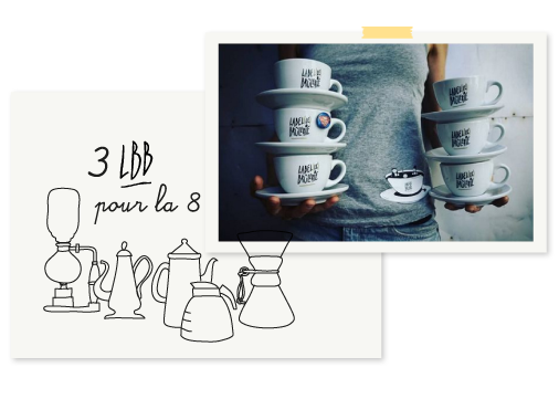 Café bio LBB restau