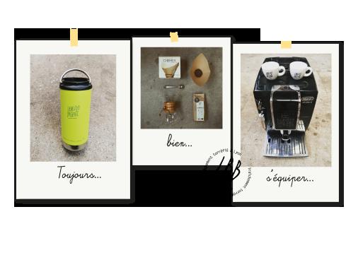 Café bio LBB accessoires
