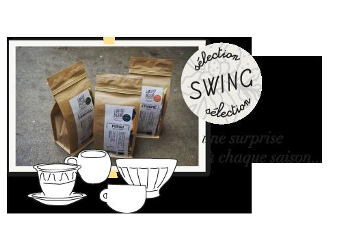 Café BIO Sélection Swing